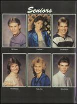 1987 Logan High School Yearbook Page 22 & 23
