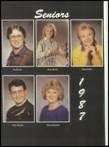 1987 Logan High School Yearbook Page 24 & 25