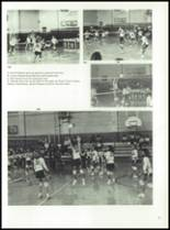 1987 Logan High School Yearbook Page 30 & 31