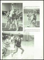 1987 Logan High School Yearbook Page 34 & 35