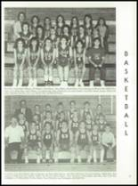 1987 Logan High School Yearbook Page 42 & 43