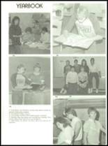 1987 Logan High School Yearbook Page 54 & 55