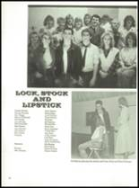 1987 Logan High School Yearbook Page 58 & 59