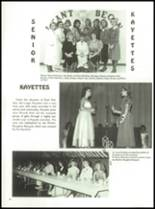 1987 Logan High School Yearbook Page 60 & 61