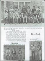 1979 Cottonwood High School Yearbook Page 62 & 63