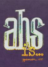 1997 Yearbook Anadarko High School