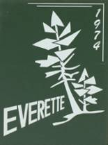 1974 Yearbook Everest High School