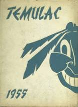 1955 Yearbook Calumet High School