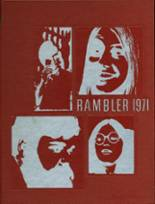 1971 Yearbook Fraser High School