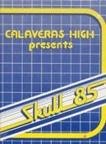 1985 Yearbook Calaveras High School