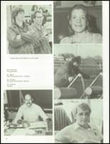 1979 Monticello High School Yearbook Page 16 & 17
