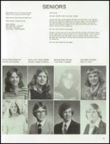 1979 Monticello High School Yearbook Page 22 & 23