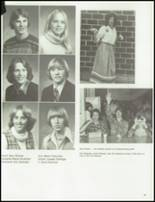 1979 Monticello High School Yearbook Page 32 & 33