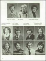1979 Monticello High School Yearbook Page 36 & 37