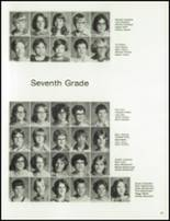 1979 Monticello High School Yearbook Page 56 & 57