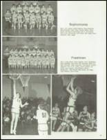 1979 Monticello High School Yearbook Page 76 & 77