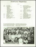 1979 Monticello High School Yearbook Page 100 & 101