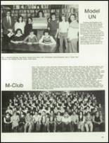 1979 Monticello High School Yearbook Page 108 & 109