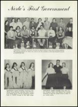 1956 Norte Del Rio High School Yearbook Page 12 & 13