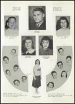 1956 Norte Del Rio High School Yearbook Page 14 & 15