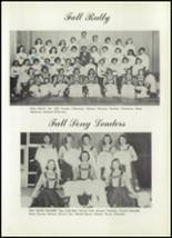 1956 Norte Del Rio High School Yearbook Page 16 & 17