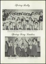 1956 Norte Del Rio High School Yearbook Page 18 & 19