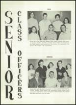 1956 Norte Del Rio High School Yearbook Page 24 & 25