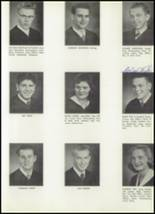 1956 Norte Del Rio High School Yearbook Page 28 & 29