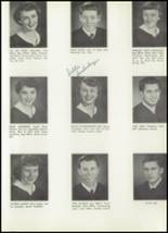 1956 Norte Del Rio High School Yearbook Page 32 & 33