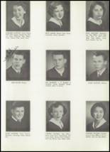 1956 Norte Del Rio High School Yearbook Page 34 & 35