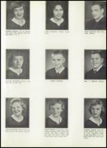 1956 Norte Del Rio High School Yearbook Page 36 & 37