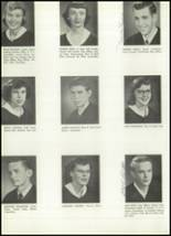 1956 Norte Del Rio High School Yearbook Page 38 & 39