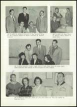 1956 Norte Del Rio High School Yearbook Page 52 & 53