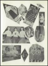 1956 Norte Del Rio High School Yearbook Page 54 & 55