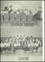 1956 Norte Del Rio High School Yearbook Page 62 & 63