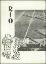 1956 Norte Del Rio High School Yearbook Page 66 & 67