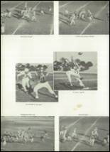 1956 Norte Del Rio High School Yearbook Page 70 & 71