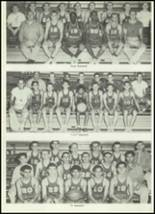 1956 Norte Del Rio High School Yearbook Page 74 & 75