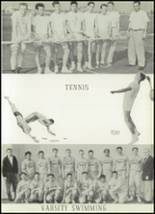 1956 Norte Del Rio High School Yearbook Page 80 & 81