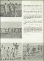 1956 Norte Del Rio High School Yearbook Page 82 & 83