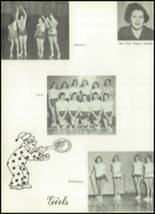 1956 Norte Del Rio High School Yearbook Page 84 & 85