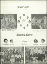 1956 Norte Del Rio High School Yearbook Page 88 & 89