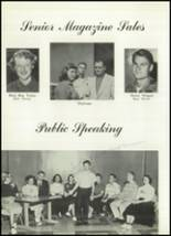 1956 Norte Del Rio High School Yearbook Page 90 & 91