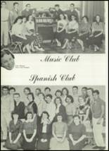 1956 Norte Del Rio High School Yearbook Page 92 & 93