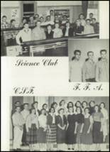 1956 Norte Del Rio High School Yearbook Page 94 & 95