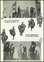 1956 Norte Del Rio High School Yearbook Page 96 & 97