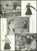 1956 Norte Del Rio High School Yearbook Page 98 & 99