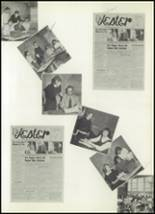 1956 Norte Del Rio High School Yearbook Page 100 & 101