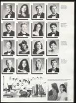 1992 Quanah High School Yearbook Page 14 & 15