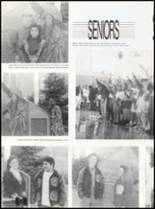 1992 Quanah High School Yearbook Page 16 & 17